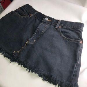 Urban Renewal Levi's skirt